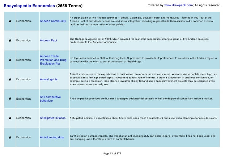 economics terms and definitions list Economics definition, the science that deals with the production, distribution, and consumption of goods and services, or the material welfare of (used with a plural verb) financial considerations economically significant aspects: what are the economics of such a project show more.