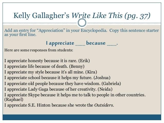 encyclopedia of an ordinary life writing assignment ideas