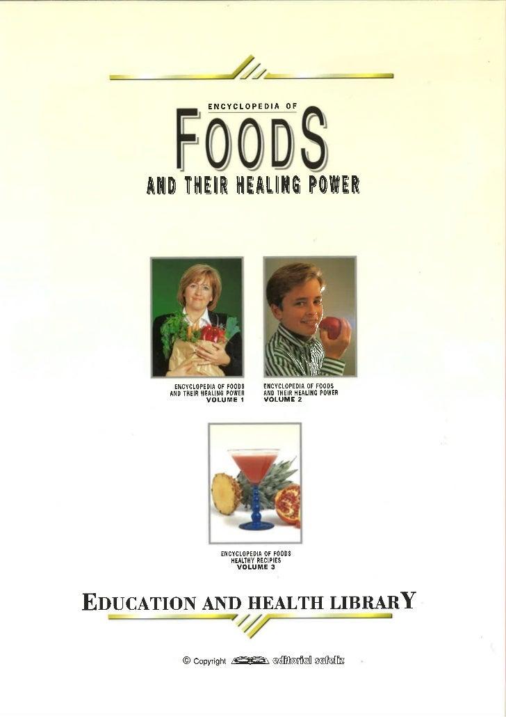 Encyclopedia of food[1]