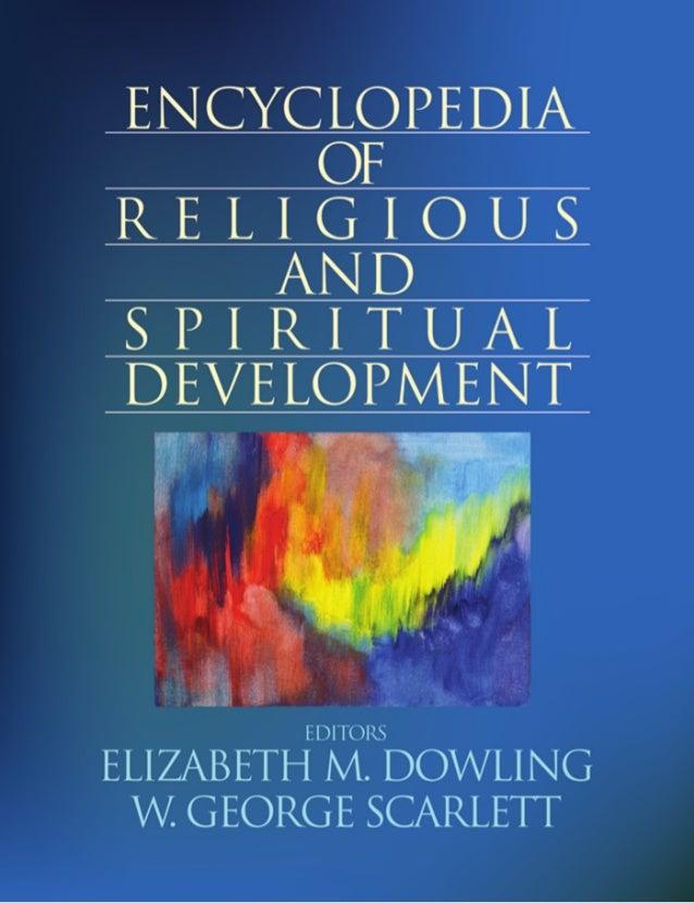 ENCYCLOPEDIA     OFRELIGIOUS    ANDSPIRITUALDEVELOPMENT