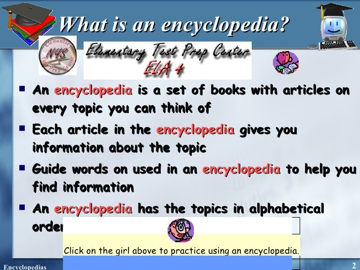 See encyclopedia articles and reviews A-Z
