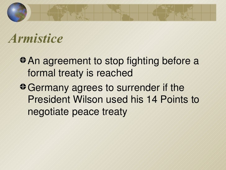 End of wwi 5 armistice ullian agreement to stop fighting platinumwayz