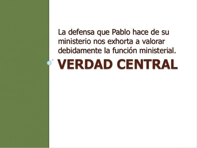 En defensa del ministerio for Ministerio de defenza