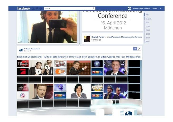 Facebook Credits außerhalb von Farmville und Co. (@AllFacebook Marketing Conference) Slide 2