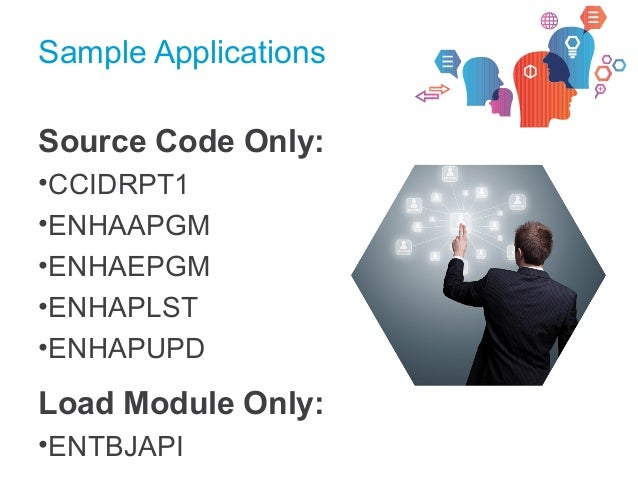 Endevor Api An Introduction To The Endevor Application