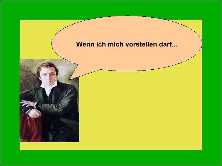 Vormärz by H. Heine Slide 2
