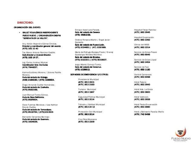 Endfm talleres 2014
