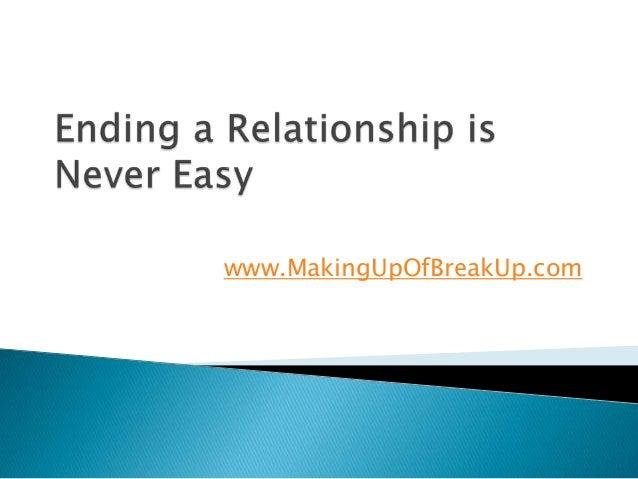 himouto ending a relationship