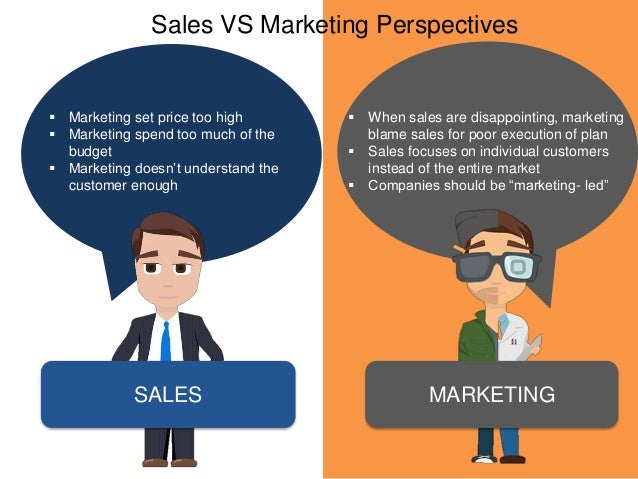 ending the war between sales and marketing marketing essay It led to the development of the atomic bomb which was the catalyst in ending the war  politics/difference-between-wwi  between sales and marketing.