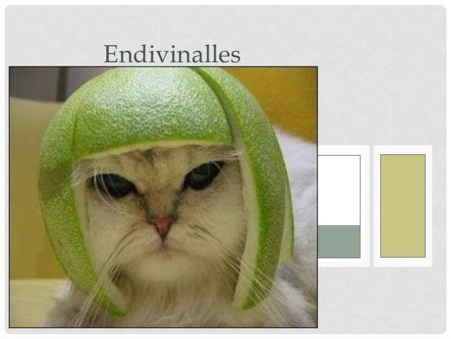 Endivinalles