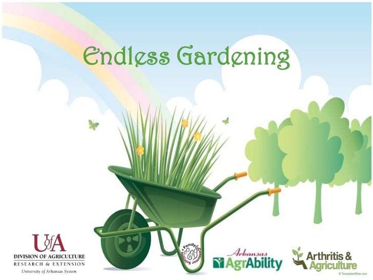 Endless Gardening