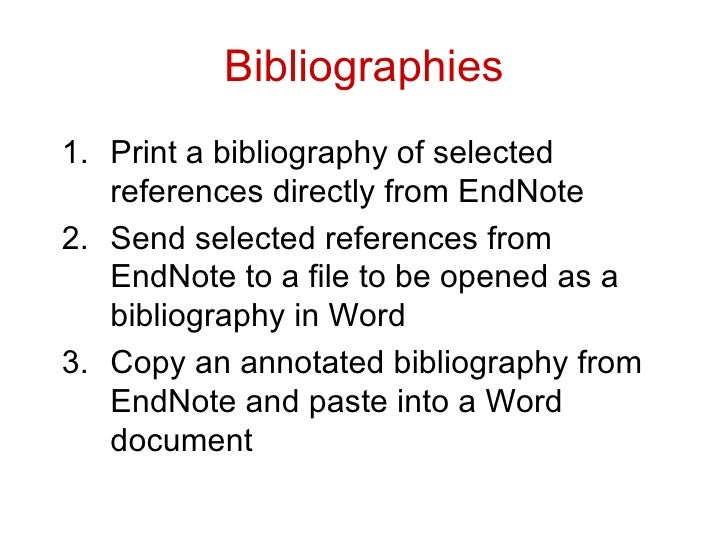 how to create a library in endnote