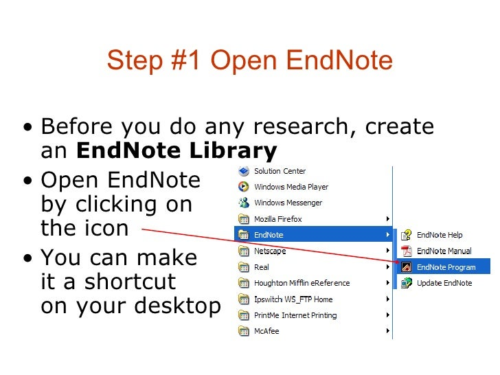 how to make new endnote style