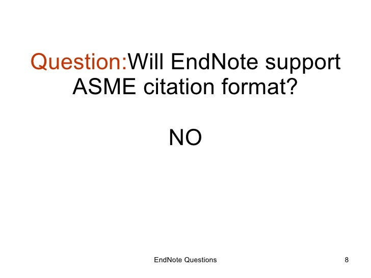 asme citation format Guide to various citation styles, including tips for citation analysis and writing.