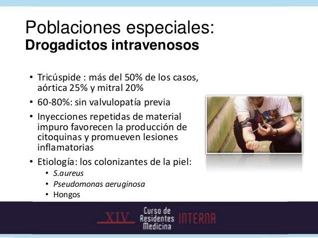 FisiopatologíaVegetación: Masas irregulares, friables•   Daño valvular o tisular•   Adherencia del patógeno•   Formación d...