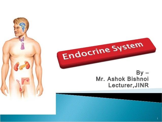 By – Mr. Ashok Bishnoi Lecturer,JINR 1
