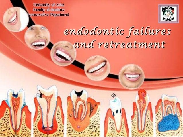 endodontic failures  and retreatment