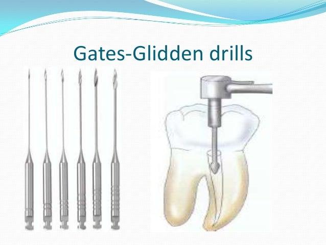 Gates-Glidden drills