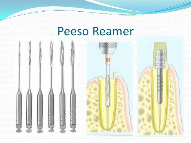 Peeso Reamer