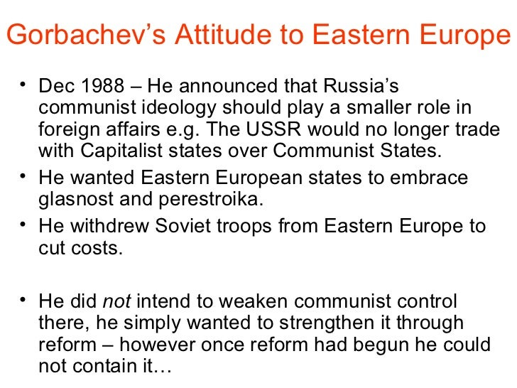 how international affairs contributed to the collapse of communism in eastern europe and the end of  The fall of communism in europe  -this led to the quick collapse of the other east  fall of communism in eastern europe - berlin wall end of soviet union.