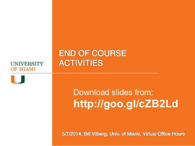 Download slides from: http://goo.gl/cZB2Ld