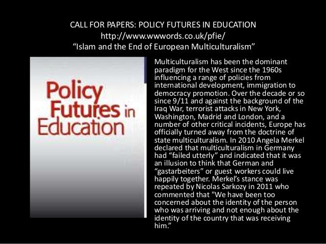 essays on muslims and multiculturalism Sample of islam and canadian multiculturalism essay (you can also order custom written islam and canadian multiculturalism essay.