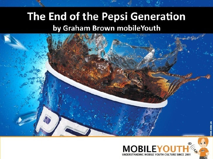 Are you marketing to or              Are you marketing with ?         twitter: grahamdbrown graham.brown@mobileyouth.org