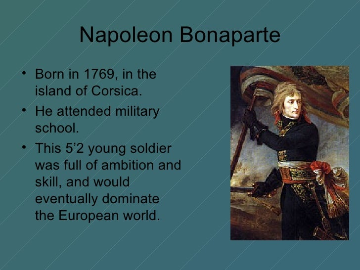 the power struggle of napoleon Napoleon and snowball are both very interesting characters their main this resulted in a massive power struggle between the two competing leaders.