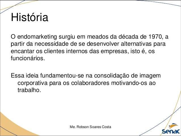 Endomarketing - Gestão de Pessoas Slide 3