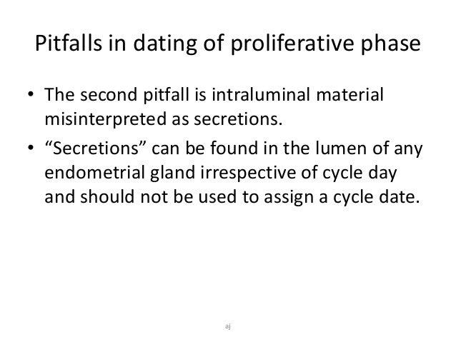 dating endometrium ppt
