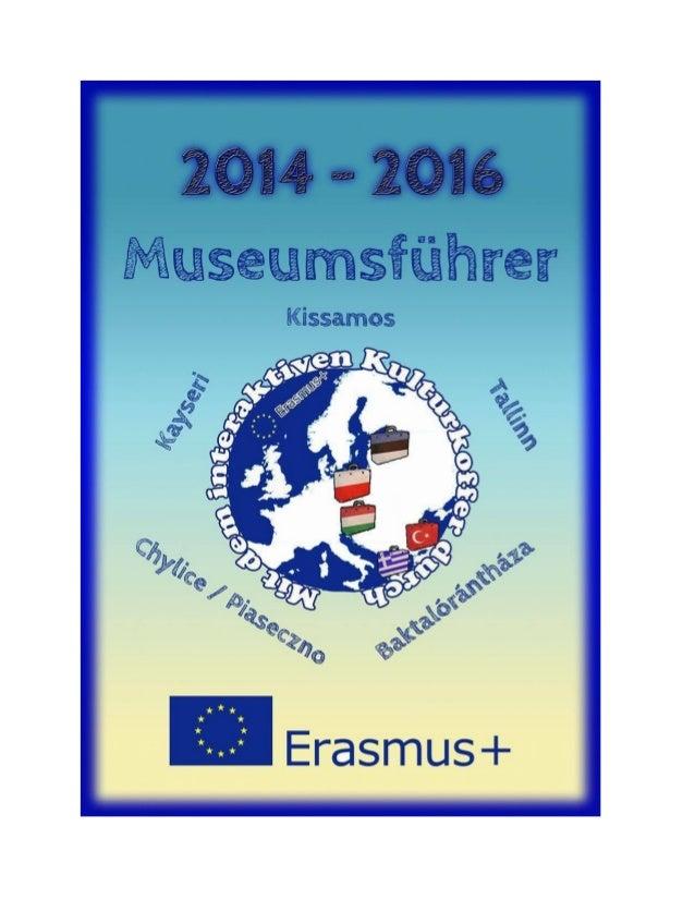 5 Schulen aus 5 Ländern verwirklichen einen interaktiven Museumsführer Mit dem interaktiven Kulturkoffer durch Europa reis...