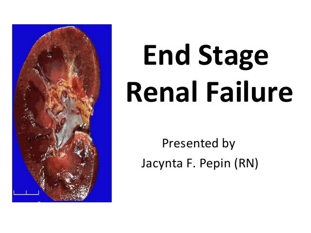Pad and presents case study in that manifests oral  Of case study of  chronic renal failure     SlidePlayer