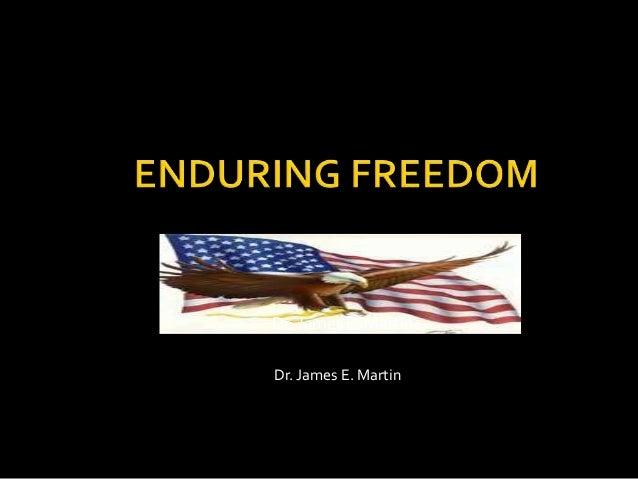 Dr. James E. MartinDr. James E. Martin