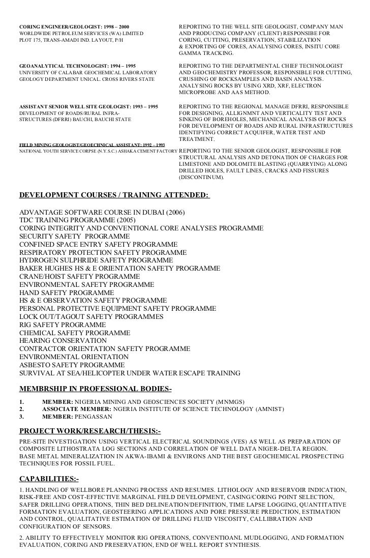 Application Letter For Civil Engineering Technician ...