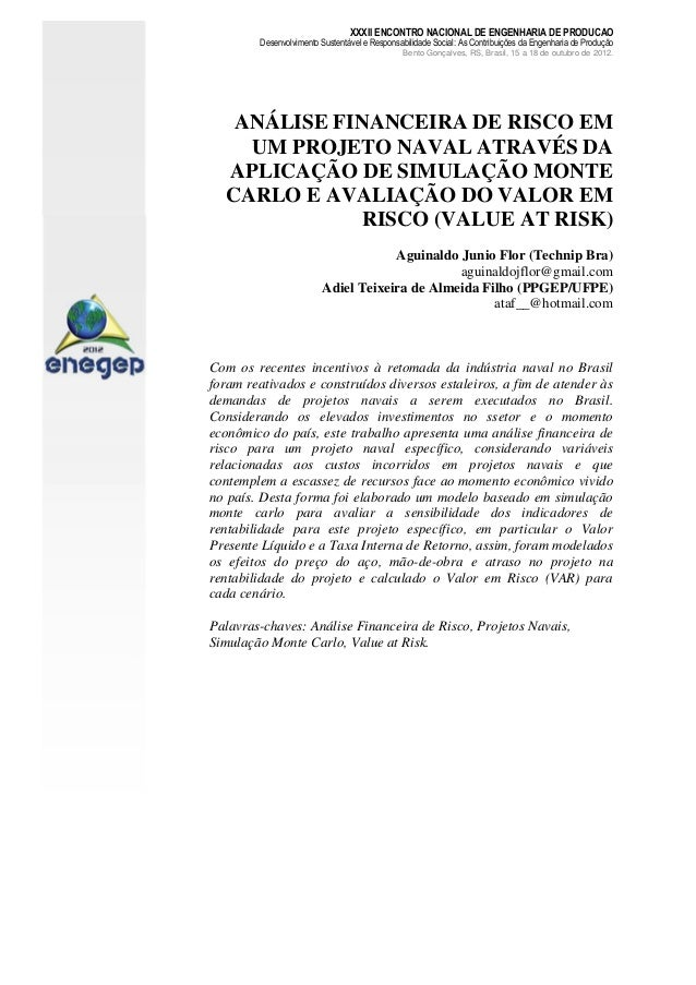XXXII ENCONTRO NACIONAL DE ENGENHARIA DE PRODUCAO        Desenvolvimento Sustentável e Responsabilidade Social: As Contrib...