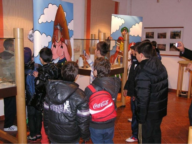 EN EL MUSEO DE SANTIBÁÑEZ DE VIDRIALES