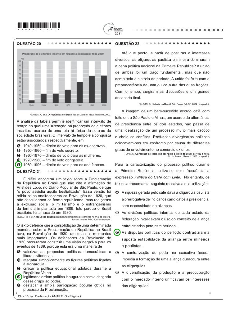 2011 ENEM BAIXAR PROGRAMATICO CONTEUDO