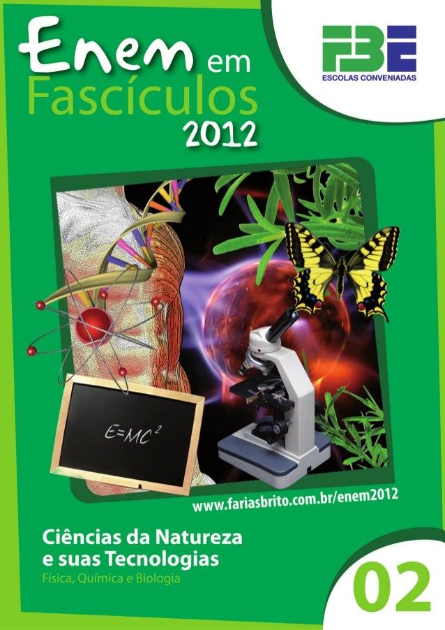 ENEM EM FASCÍCULOS - 2012                                                                                                 ...