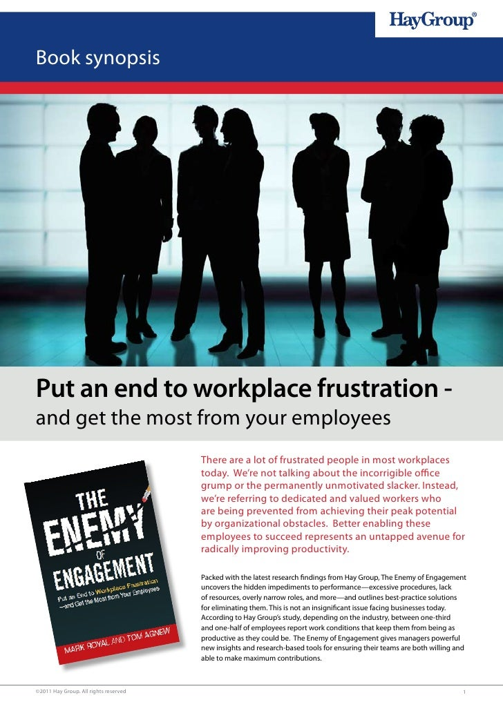 Book synopsisPut an end to workplace frustration -and get the most from your employees                                    ...