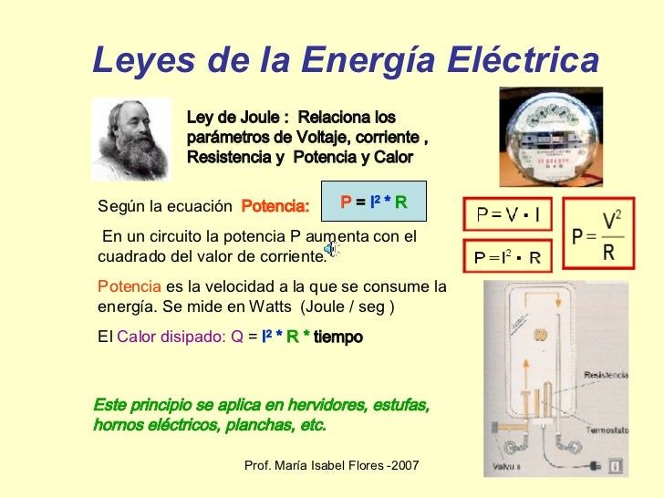 Circuito Que Produzca Calor : Energía eléctrica