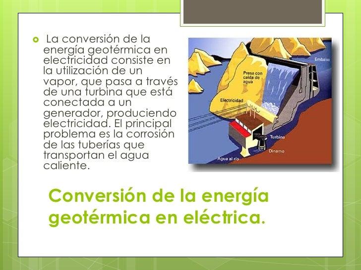 Energ a geotermica - En que consiste la energia geotermica ...