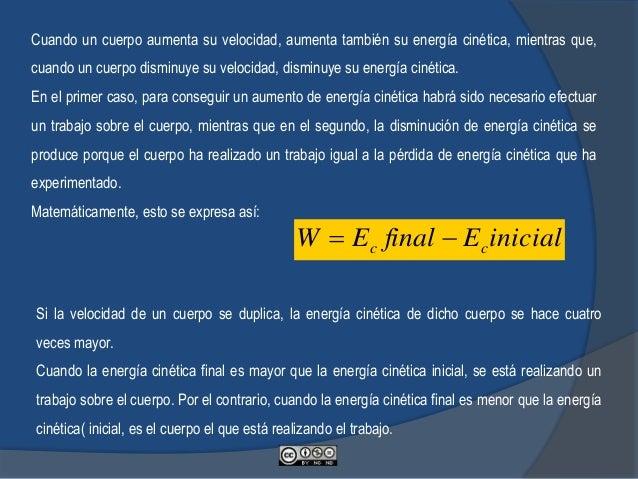 Conversión de la energía potencial en energía cinética y viceversa Supongamos un cuerpo de masa m a una altura h. En esta ...