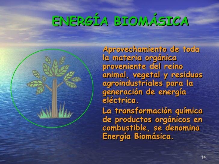 <ul><li>Aprovechamiento de toda la materia orgánica proveniente del reino animal, vegetal y residuos agroindustriales para...