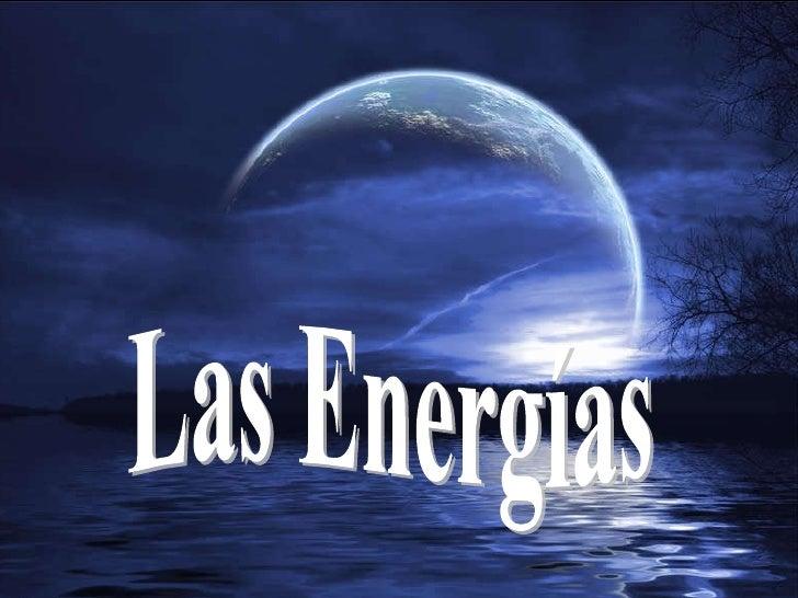 Las Energías
