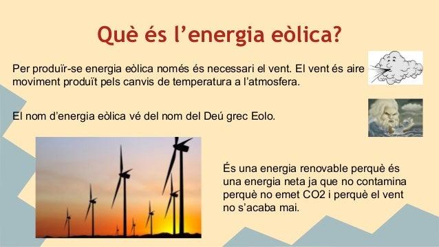 Energia Eòlica