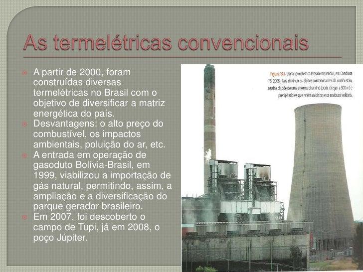 Energia Nuclear<br />Na década de 1970, o Brasil efetivou seu programa nuclear. Fazendo em 1975 um acordo com a Alemanha O...