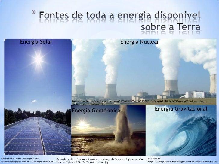 *                Energia Solar                                                                      Energia Nuclear       ...