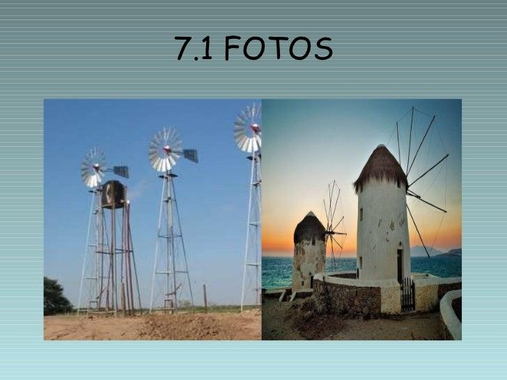 7.1 FOTOS