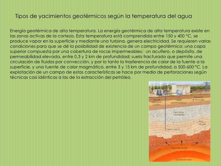 Energia geotermica Slide 2