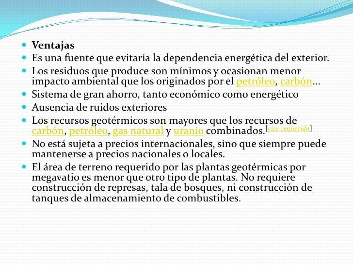 Energia geotermica trabajo grupal y abien hecho - En que consiste la energia geotermica ...